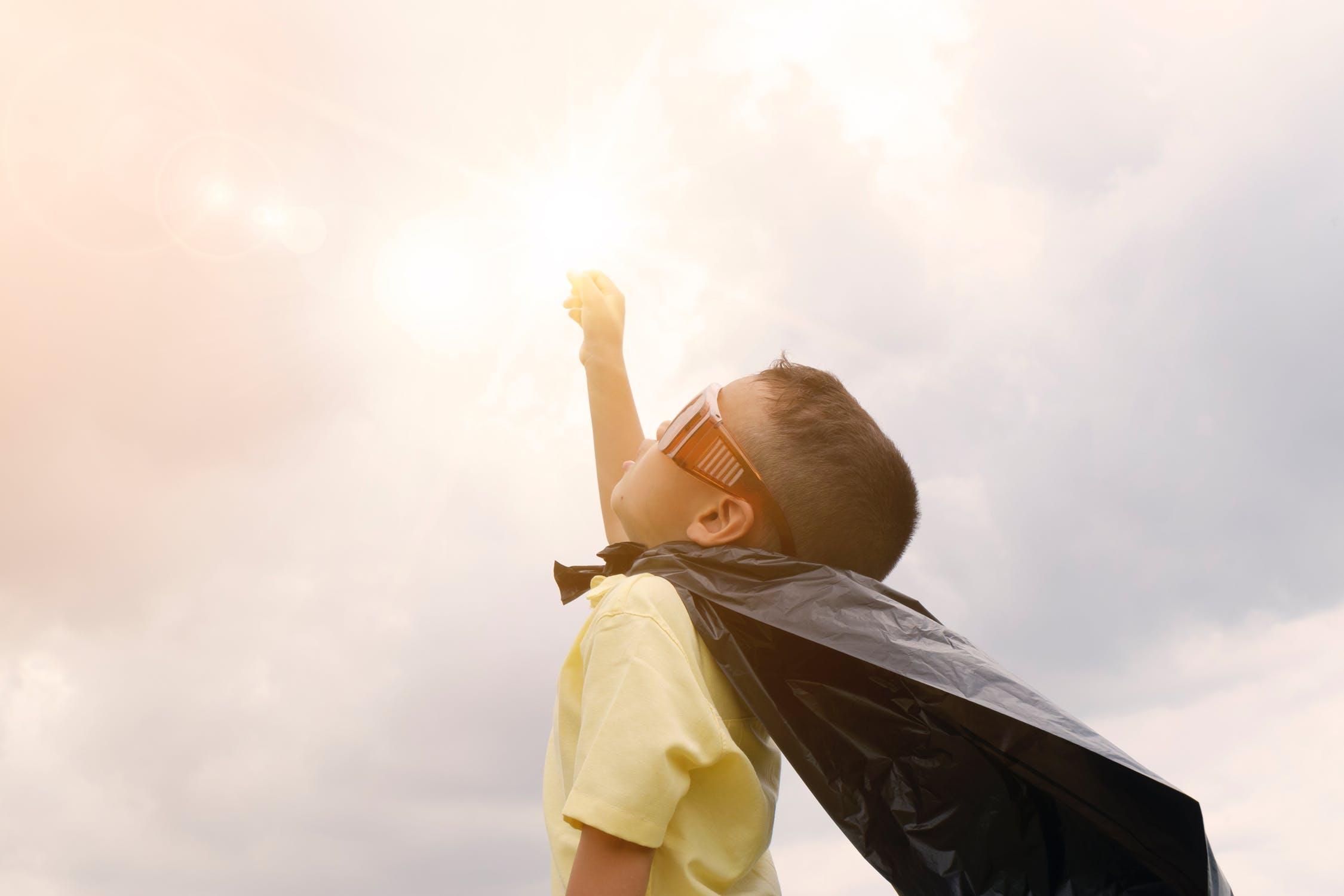 Geef het zelfvertrouwen van je kind een boost!